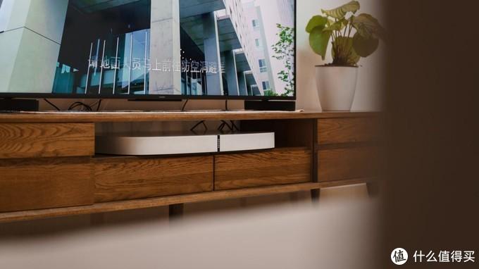 约会不用出门,在家享受沉浸影院体验,Sonos Playbase回音壁