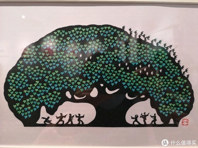 【展会观察员】孙平剪纸艺术展