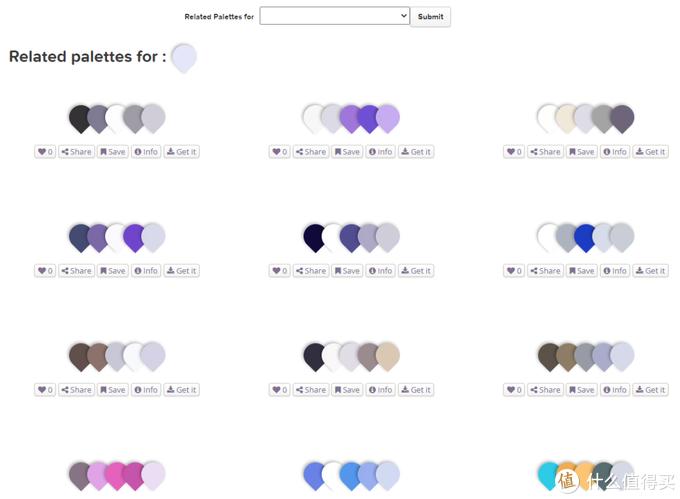 推荐12个好看到哭的神仙配色网站,让你的色彩搭配不再辣眼睛!