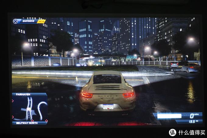 100寸巨屏4K游戏不在慢,优派PX701-4K投影体验