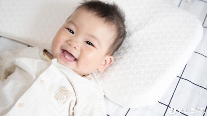 给宝宝的舒适枕头,绘睡可调高度儿童枕体验