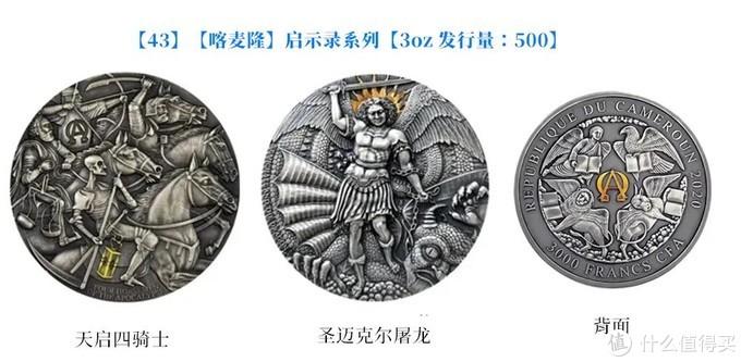 【不一样的美】高浮雕各类钱币赏析(三)