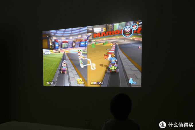 用4K投影玩Switch和《赛博朋克2077》是什么体验!