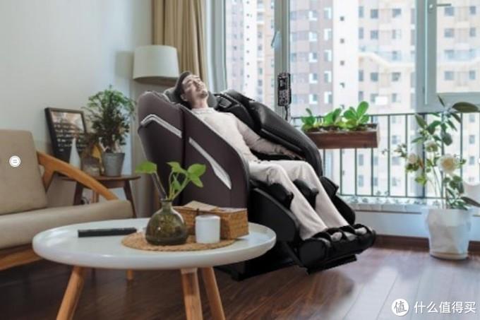 选择一台合适的家用按摩椅-松下MA81的正确打开方式