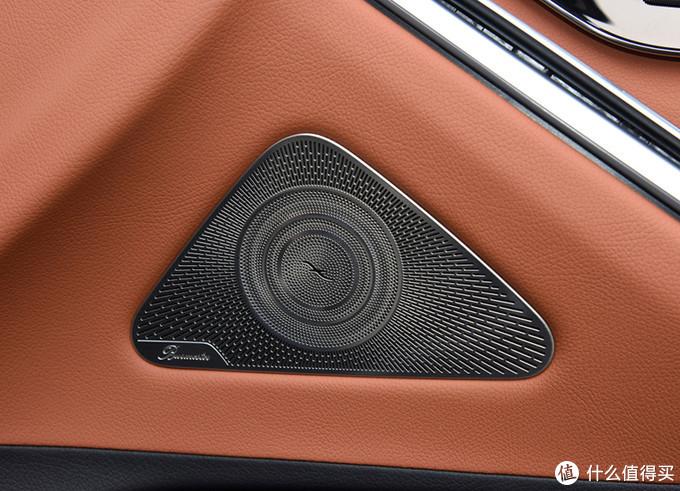 2021款21款奔驰S400L商务型加改装柏林之声音响小柏林
