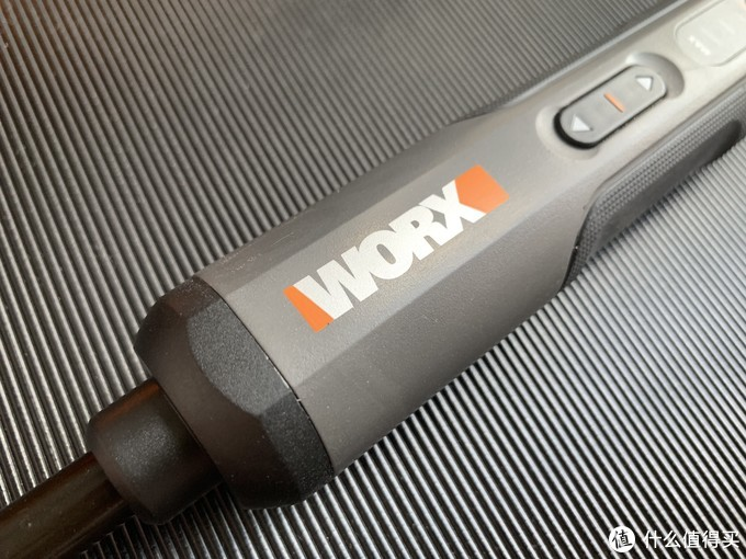 外观胜于性能——威克士电动螺丝刀WX240