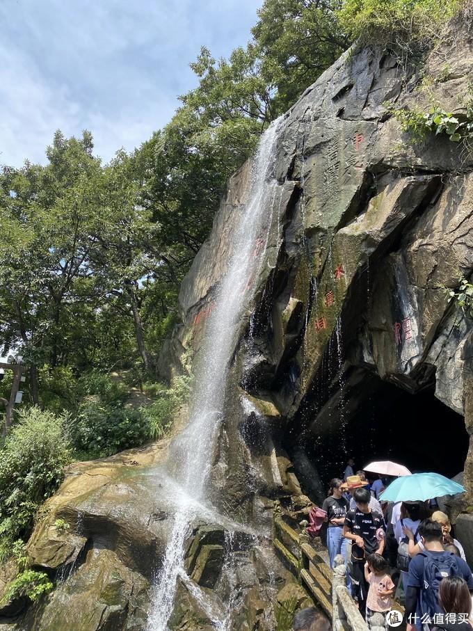 传说中的花果山水帘洞,和你们想象中一样吗?