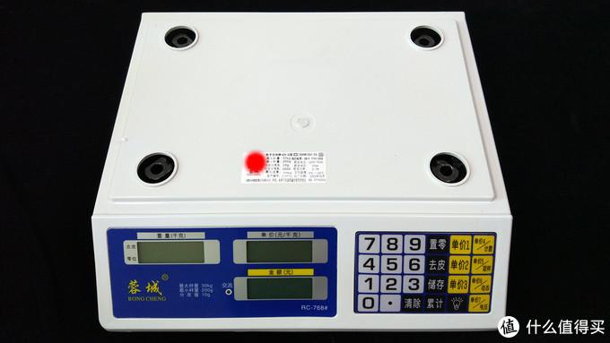 蓉城ACS-30电子秤:支持前后双显与智能计数,多种供电让你无忧使用