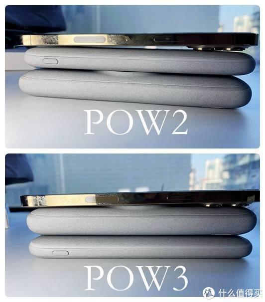 iPhone 12的Magsafe出行伴侣-南卡无线充电宝POW3体验