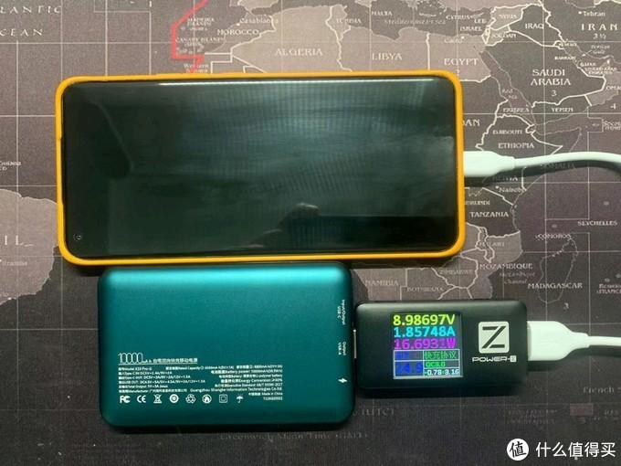 小身材有大能量——台电X10 Pro移动电源