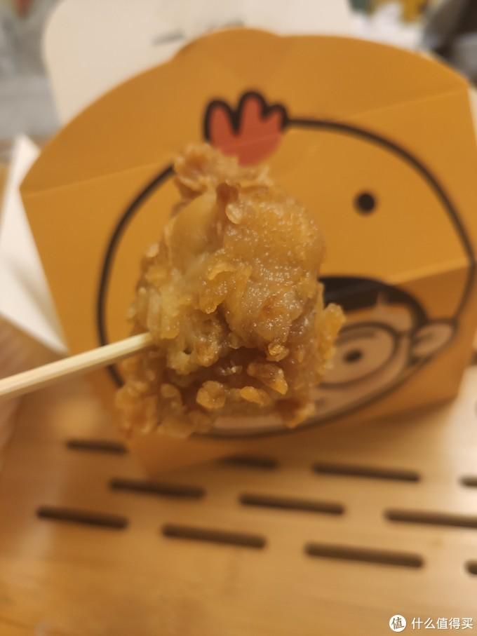 大吉大利,吃鸡少女如晶大宝贝的颜小小炸鸡,马来风味的肥宅快乐鸡
