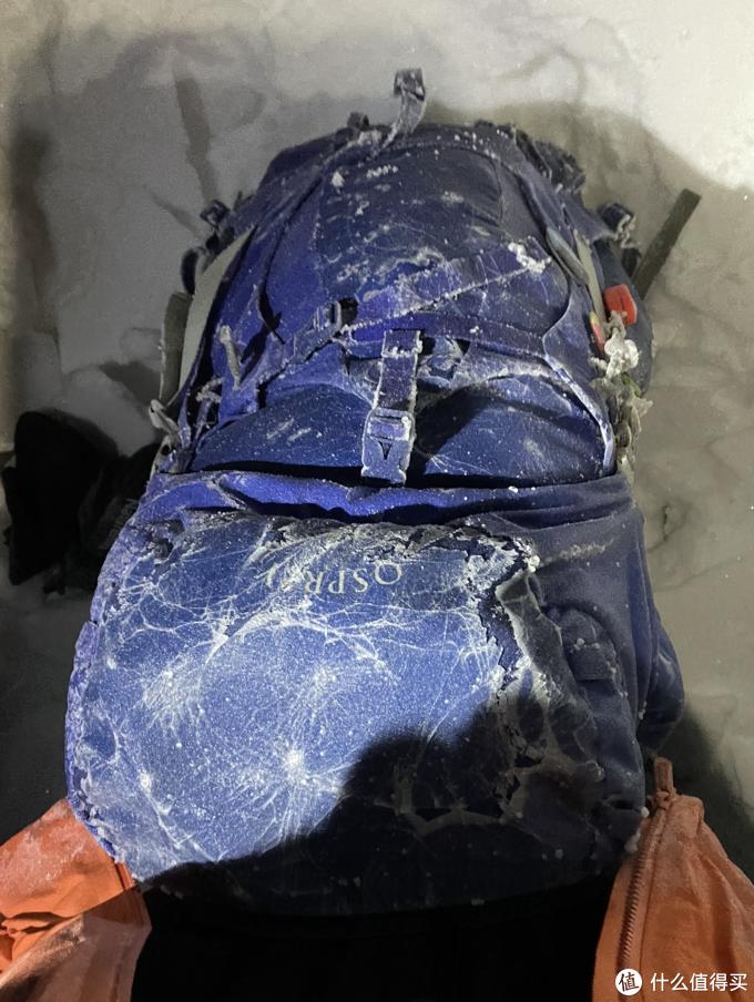 一个合适的重装包有多重要OSPREY 精灵55 L背包 四年实用