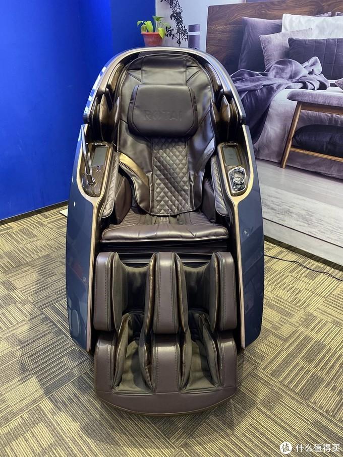 送父母一台按摩椅---我的荣泰按摩椅探店体验