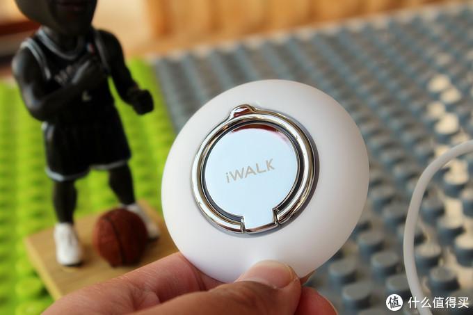 电动牙刷都能充!iWALK甲壳虫磁吸无线充初体验