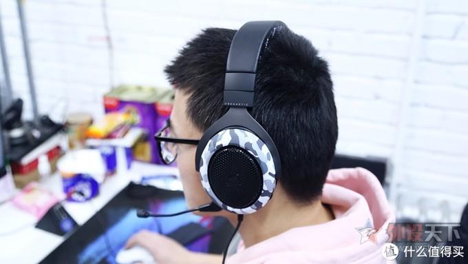 创新听觉体验:美商海盗船HS60 Haptic游戏耳机评测