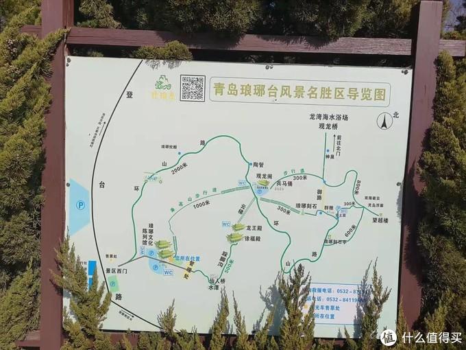 游览路线图