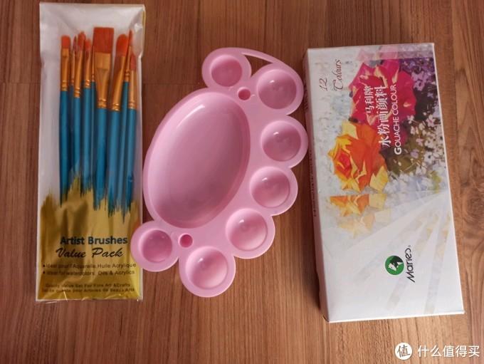 【京东plus生活特权0元领】画啦啦少儿美术创意绘画课 画材大礼盒开箱