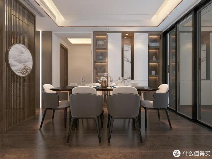 这对年轻夫妇的中式风新家,130㎡四室两厅,处处透露着优雅和高级