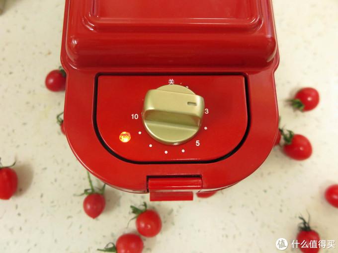 颜值高 出炉快 味道好 日本bruno三明治早餐机
