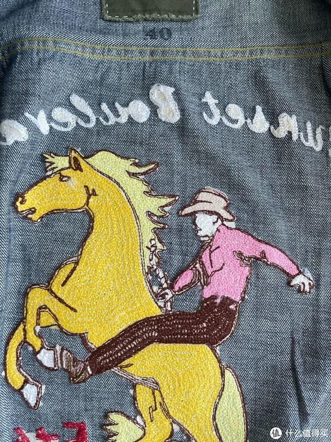 刺绣的背面,还是可以的,传说中是啥要失传的手艺。