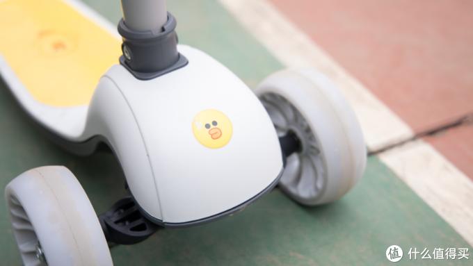 宝宝的第一辆车,当然选柒小佰二合一滑板车