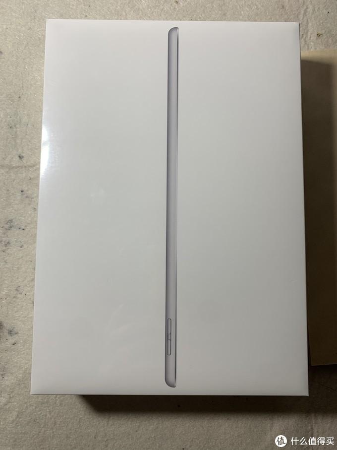 网课学习首选——iPad第8代10.2英寸开箱晒单