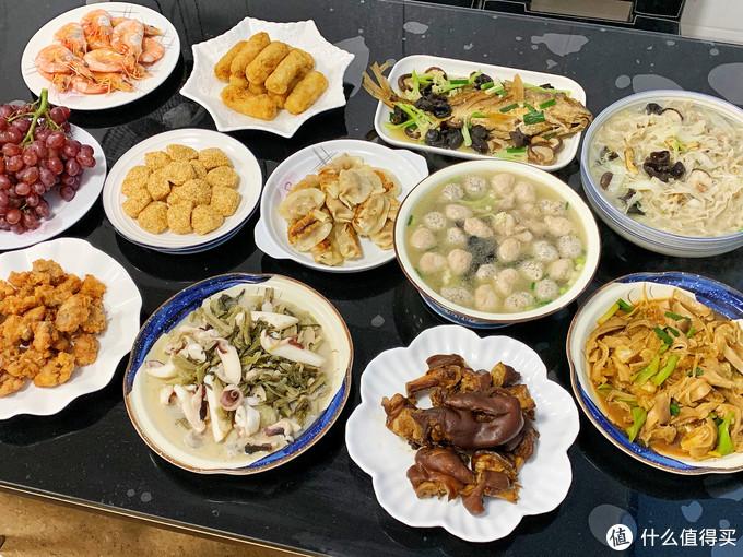 晒晒温州人的宴客菜,成本不足500元,好吃又实在,不需要假精致
