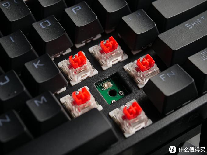 宏录制,热插拔,RGB背光,这竟是一把入门机键键盘