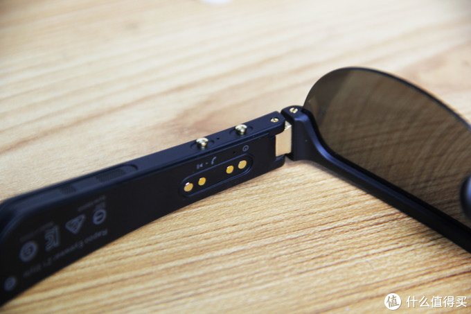 时尚穿戴设备新体验,雷柏Z1Style智能音频眼镜
