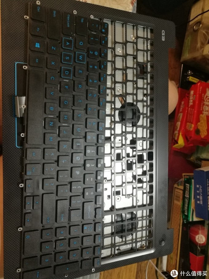 DELL G3 3579大保健(拆机清灰换硅脂换网卡上背光键盘清除SMR盘)