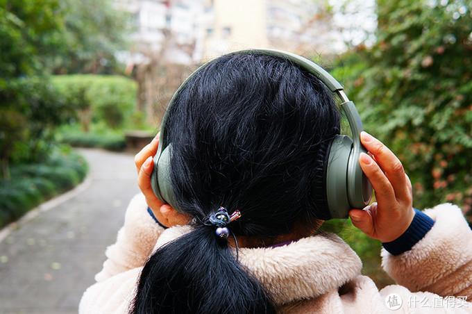 一机两用,一键降噪:C20头戴式蓝牙耳机体验