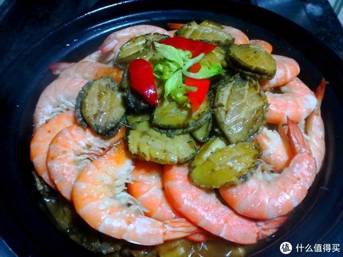 鲜虾鲍鱼鸡煲/粤菜年夜饭意头菜