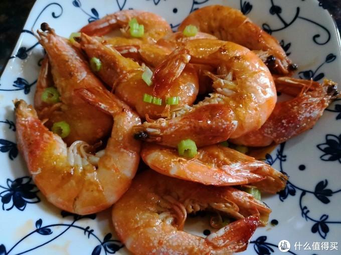 酱香基围虾(招财进宝)粤菜年夜饭意头菜