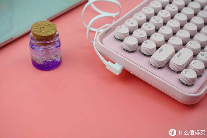 专为女性打造,雷柏ralemo Pre 5机械键盘,颜值炸了