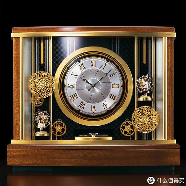 康一康精工的那些神奇的钟:给你们表演一个原地裂开~