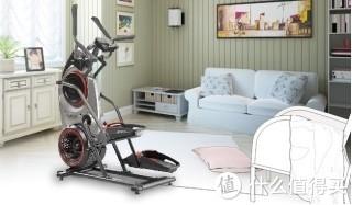 健身路上费时费力?迈迅复合椭圆机M5在家练就能练出好身材