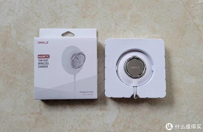 iPhone12无线充电伴侣,iWALK甲壳虫磁吸无线充体验
