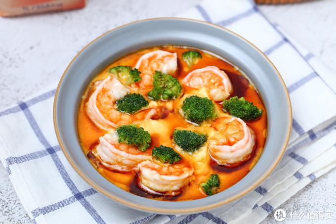 蒸蛋羹时加入这两种食材,营养丰富又提鲜,孩子吃光一碗说还要!