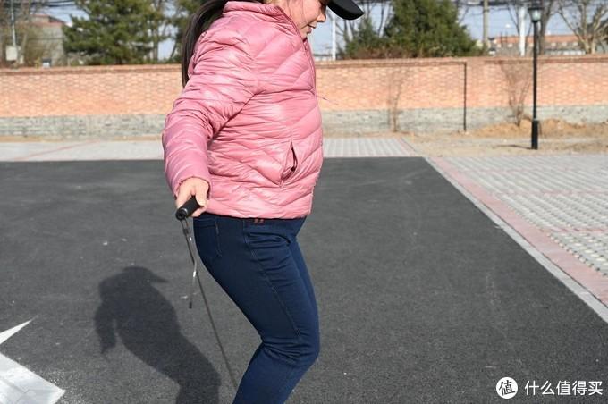 灵活运动,随处轻松健身,咕咚智能跳绳体验