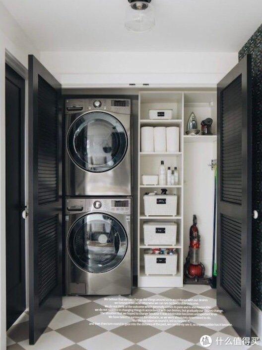 洗衣房2021就得这么打造丨1~5㎡阳台尺寸布局