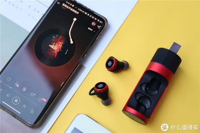 最好的新年礼物,耐尔金无线蓝牙耳机TW004牛年定制版