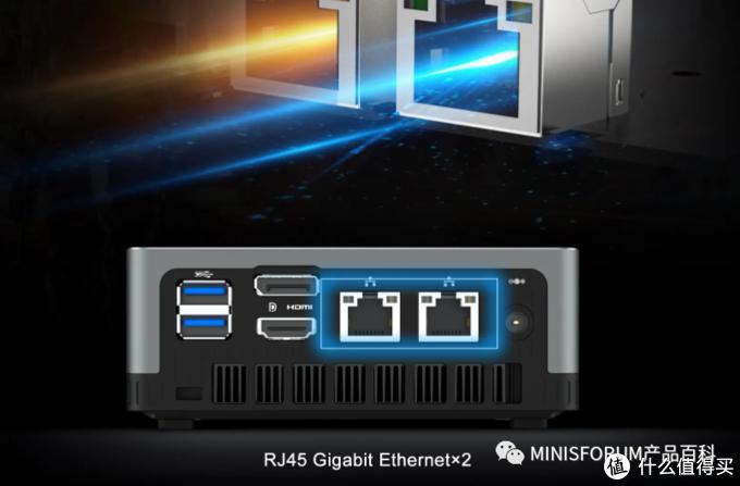 MINISFORUM EliteMini UM700带有AMD Ryzen 7 3750H A
