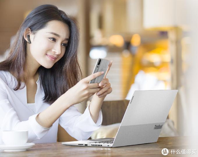 联想ThinkBook Pods Pro真无线耳机开售,自带PC端音频接收器