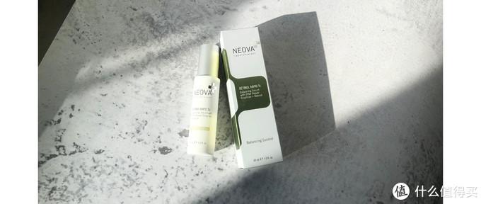 视黄醇精华属于肤质平衡系列,这个系列只有2个产品精华和视黄醇喷雾