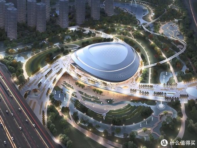 杭州亚运会电竞比赛场馆公布:杭州下城区电竞场馆