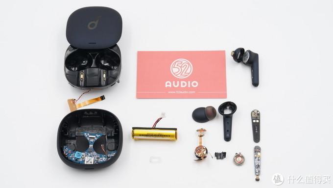 拆解报告:Soundcore声阔降噪舱真无线耳机