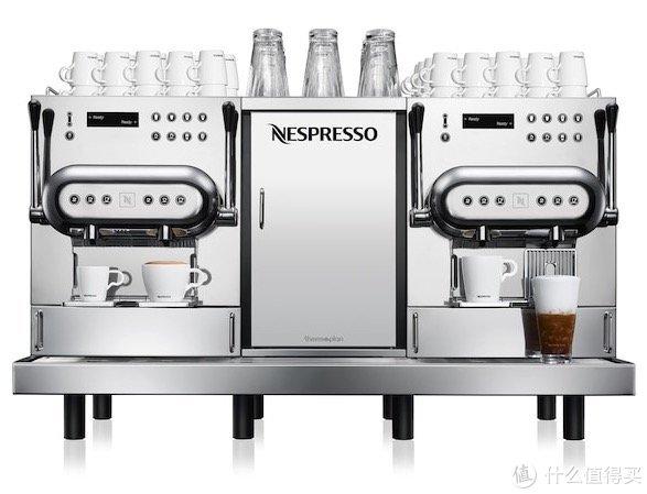 【酒店里的咖啡机】商用胶囊机!上海明天广场万豪酒店的ZN100