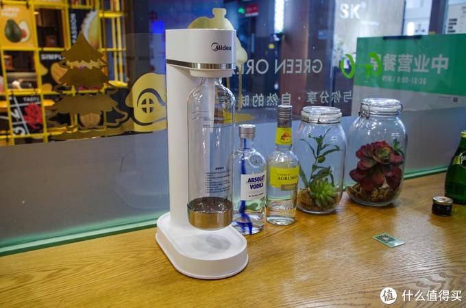 宜家宜商,美的气泡水机自制特饮秘方大分享