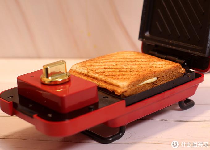 """让生活更有仪式感,""""网红""""三明治机晒单体验"""