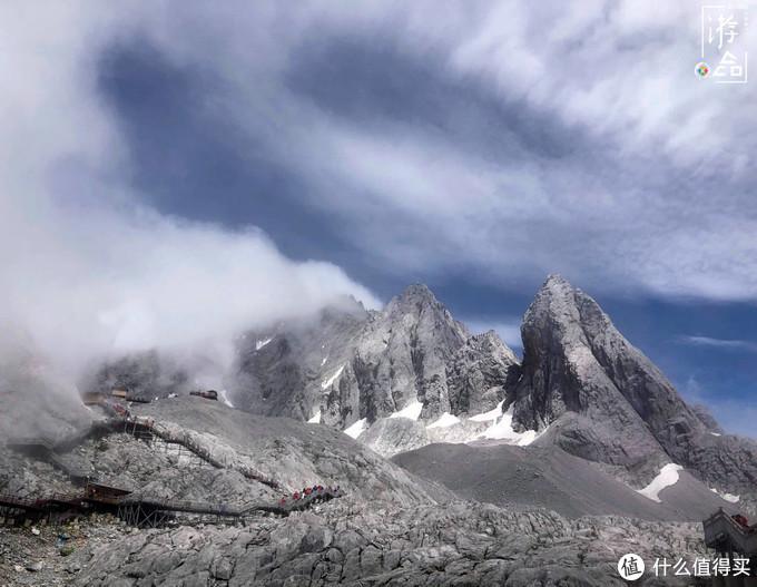 玉龙雪山一日游:13座雪峰连成的白龙,徒步登山也可当天往返